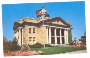 Henderson County Court House, Hendersonville, North Carolina, 1940-1960s