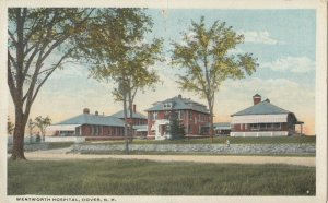 DOVER, New Hampshire, 1918 ; Wentworth Hospital