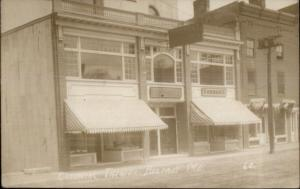 Belfast ME Colonial Theatre c1910 Real Photo Postcard