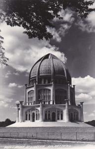 RP: WILMETTE, Illinois, 1930-40s; Bahai House of Worship