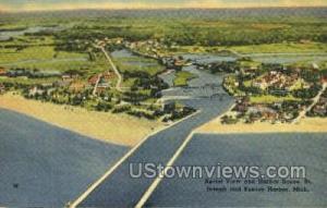 Harbor, St. Joseph Benton Harbor MI Unused