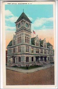 Post Office, Manchester NH