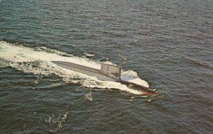 U.S.S. GEORGE WASHINGTON submarine, 40-60s