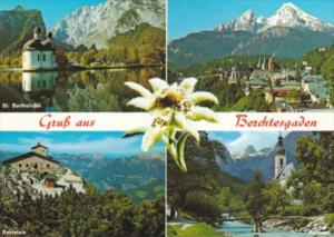 Germany Gruss Aus Berchtesgaden Multi View