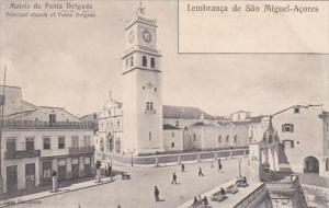 Azores Matriz de Ponta Delgada