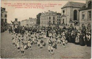 CPA TROYES 1re Fete de la Bonneterie (47128)