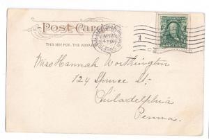 Brandywine River Du Ponts Powder Mills Wilmington DE UDB1906