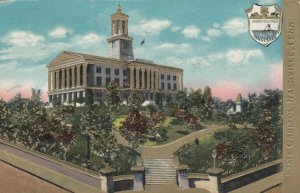 NASHVILLE, Tennessee, 1913; State Capitol