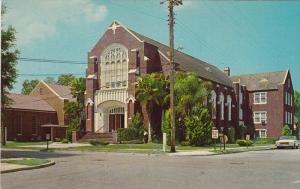 Trinity Methodist Church, DELAND, Florida, 40-60s