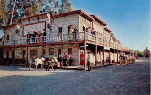 CA - Buena Park. Knott's Berry Farm, Calico Saloon