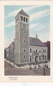 LOWELL , Massachusetts , 1901-07; The Post Office