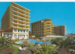Italy Costa Del Sol Torremolinos Hotel Amaragua & Hotel Jorge V Swimming Pool