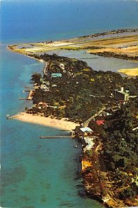 Jamaica, Jamaique Post card Old Vintage Antique Postcard Doctor's Cave B...
