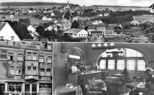 Hermeskeil Restaurant zum Erbeskopf Gasthaus und Metzgerei hermann Eiden