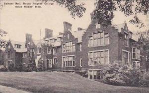 Massachusetts South Hadley Skinner Hall Mount Holyoke College