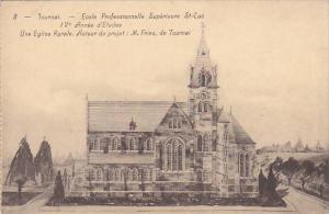 Belgium Tournai Ecole Professionnelle Superieure St Luc