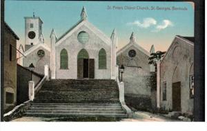 ST. GEORGES, Bermuda; St. Peters Oldest Church, 00-10s