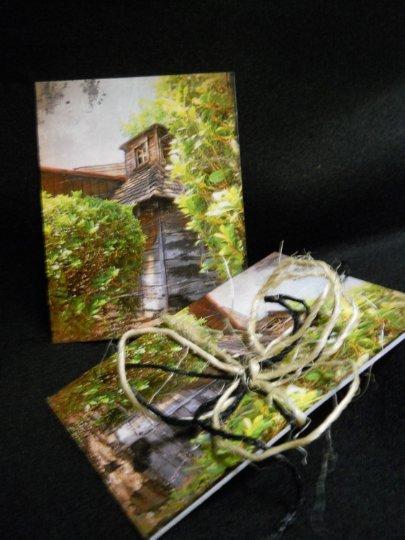 Set of 6 Postcards The Forgotten Memory - Fine Art Photography - Standard Size