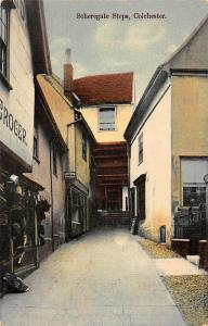 Colchester Scheregate Steps Market