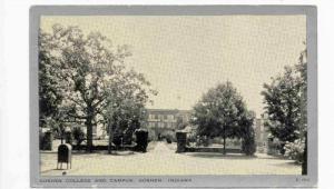 Goshen College & Campus, Goshen, Indiana, 1910-1930s