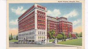 Baptist Hospital (Exterior), Memphis, Tennessee, 1930-1940s