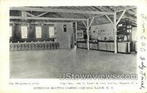 Scott's Casino Oquaga Lake NY 1907