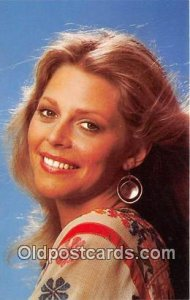 Lindsay Wagner Movie Actor / Actress Unused