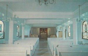 ZELIENOPLE , Pennsylvania , 1950-60s ; Old Peoples Home, Seaman Memorial Chapel