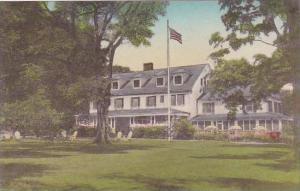 Connecticut Salisbury White Hart Inn Albertype