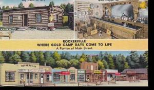 South Dakota Black Hills Rockerville Gold Town