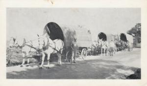 AMARILLO , Texas , 1930s; Pioneers on way to New York's World's Fair