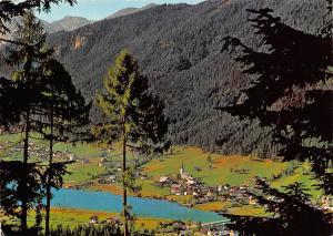 Weissensee Gatschach und Techendorf Gesamtansicht See Lake