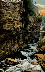 NY - Ausable Chasm View