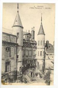 L´Hotel Vauluisant, Troyes (Aube), France, 1900-1910s