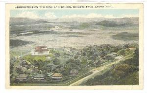 Administration Building & Balboa Heights From Ancon Hill, Panama, 1910-1920s