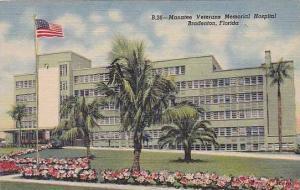 Florida Bradenton The Manatee Veterans Memorial Hospital