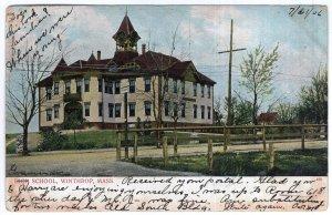 Winthrop, Mass, High School