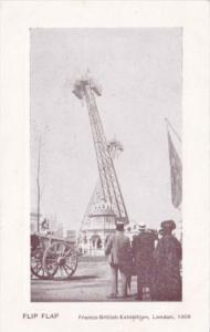 England London Flip Flap Franco-British Exhibition 1908