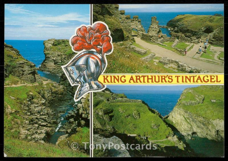 King Arthur's Tintagel