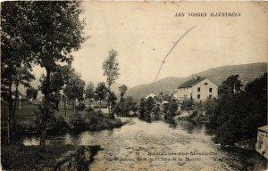 CPA Lorraine Vosges Saulxurés-sur-Moselotte (982964)