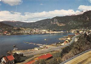Norway Old Vintage Antique Post Card Normann 1980