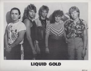 Liquid Gold Of Dance Yourself Dizzy Disco Funk 1970s Rare Media Publiclity Photo