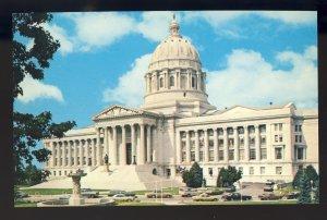 Jefferson City, Missouri/MO Postcard, State Capitol Building
