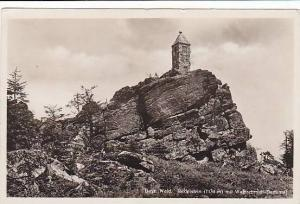 RP; Riedelstein mil Waldschmidt-Denkmal, Bayr, Wald, Germany, 10-20s