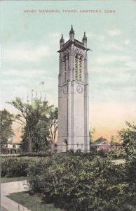 Keney Memorial Tower, Hartford, Connecticut, PU-1908