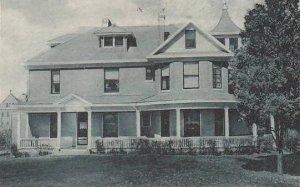 Kansas Atchison Benet Hall Mount St Scholastica College Albertype
