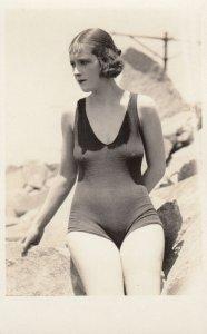 RP: Sennett Bathing Beauties , Pin-up Girl , 1910-20s ; #5
