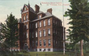 ST. THOMAS , Ontario , Canada, 00-10s ; Balaclava Street SChool