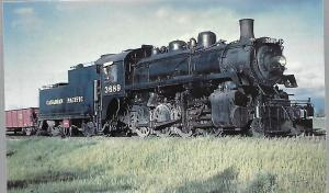 CANADIAN PACIFIC RAILWAY #3689 MIDDLECHURCH, MANITOBA