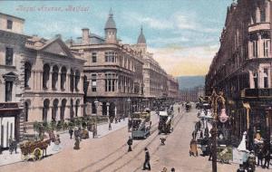 BELFAST , Northern Ireland , 00-10s; Poyal Avenue